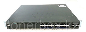 Коммутатор Cisco Catalyst 2960-X WS-C2960X-24PS-L (1000 Base-TX (1000 мбит/с), 4 SFP порта)