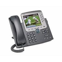 IP Телефон Cisco IP Phone 7975, Gig Ethernet, Color, spare CP-7975G=
