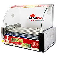 Роликовый гриль для жарки сосисок - 7 роликов