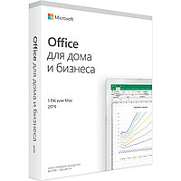 Офисный пакет Microsoft Office Home and Business 2019 Russian Kazakhstan Only Medialess T5D-03246