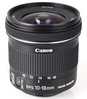Объектив Canon EF-S 10-18mm f/4.5-5.6 IS STM 2 года гарантии