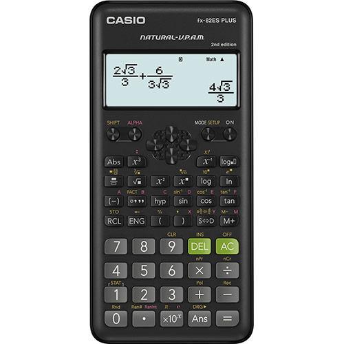 Калькулятор научный CASIO FX-82ES Plus 2 Setd NEW DESIGN