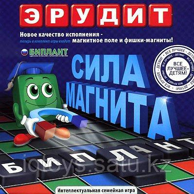 Настольная игра  Эрудит Магнитный