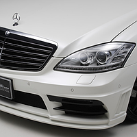 Mercedes Benz S-Class w221 ('10y~) Made in Japan.