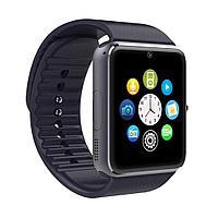 Умные часы GT08, цвет черный
