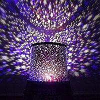 Star master (ночник-проектор звездного неба)
