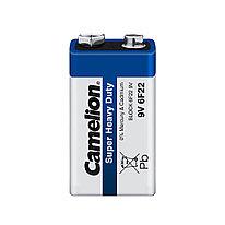 Батарейка CAMELION 6F22-SP1B Солевая 6F22(крона) 9V 1 шт. Плёнка