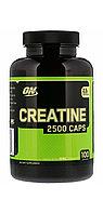 Креатин. Creatine 2500 100 капсул. Optimum Nutrition