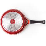 Сковорода с крышкой Nice Cooker HELIOS Series 28х5,5 см 2,5 л, фото 5
