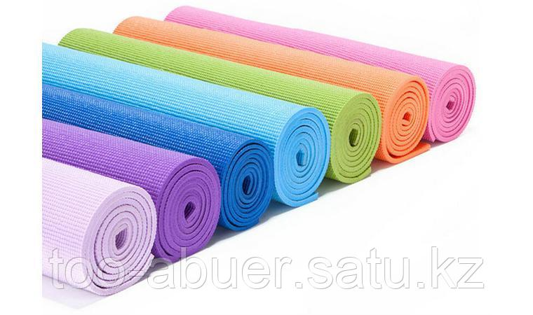 Коврики для йоги и фитнеса 6 мм