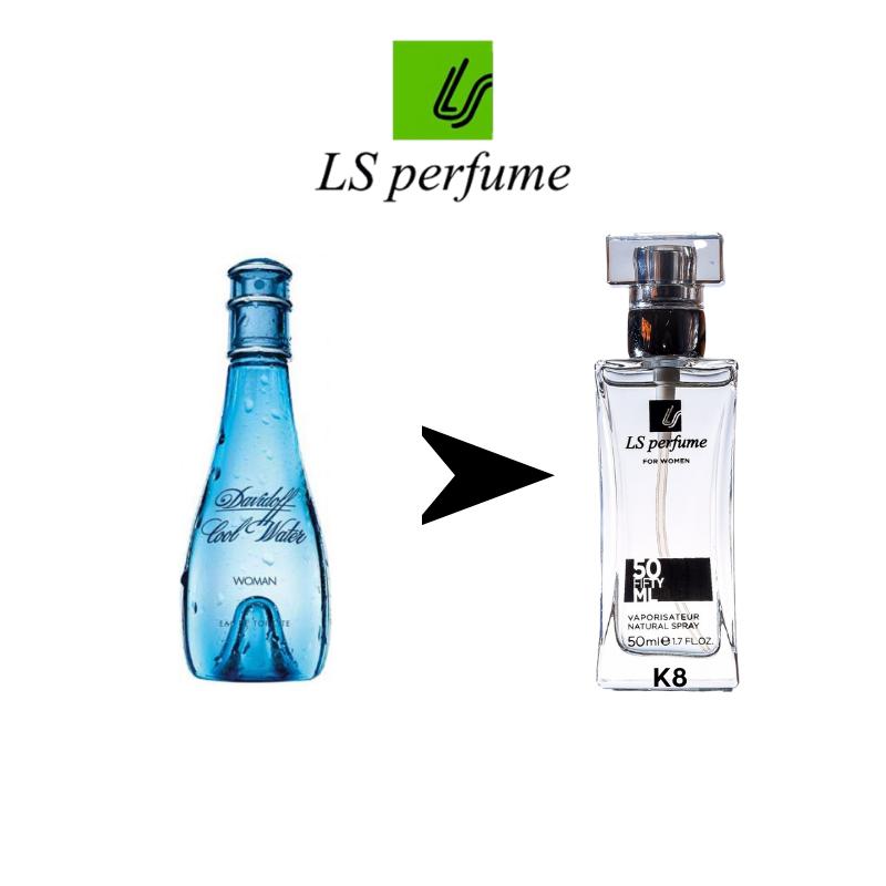Женский парфюм Davidoff Cool water