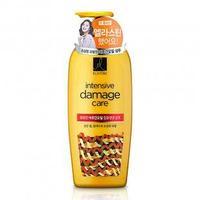 LG Elastine Moroccan Argan Oil Damage Care Shampoo Шампунь для интенсивного Восстановления 400мл.