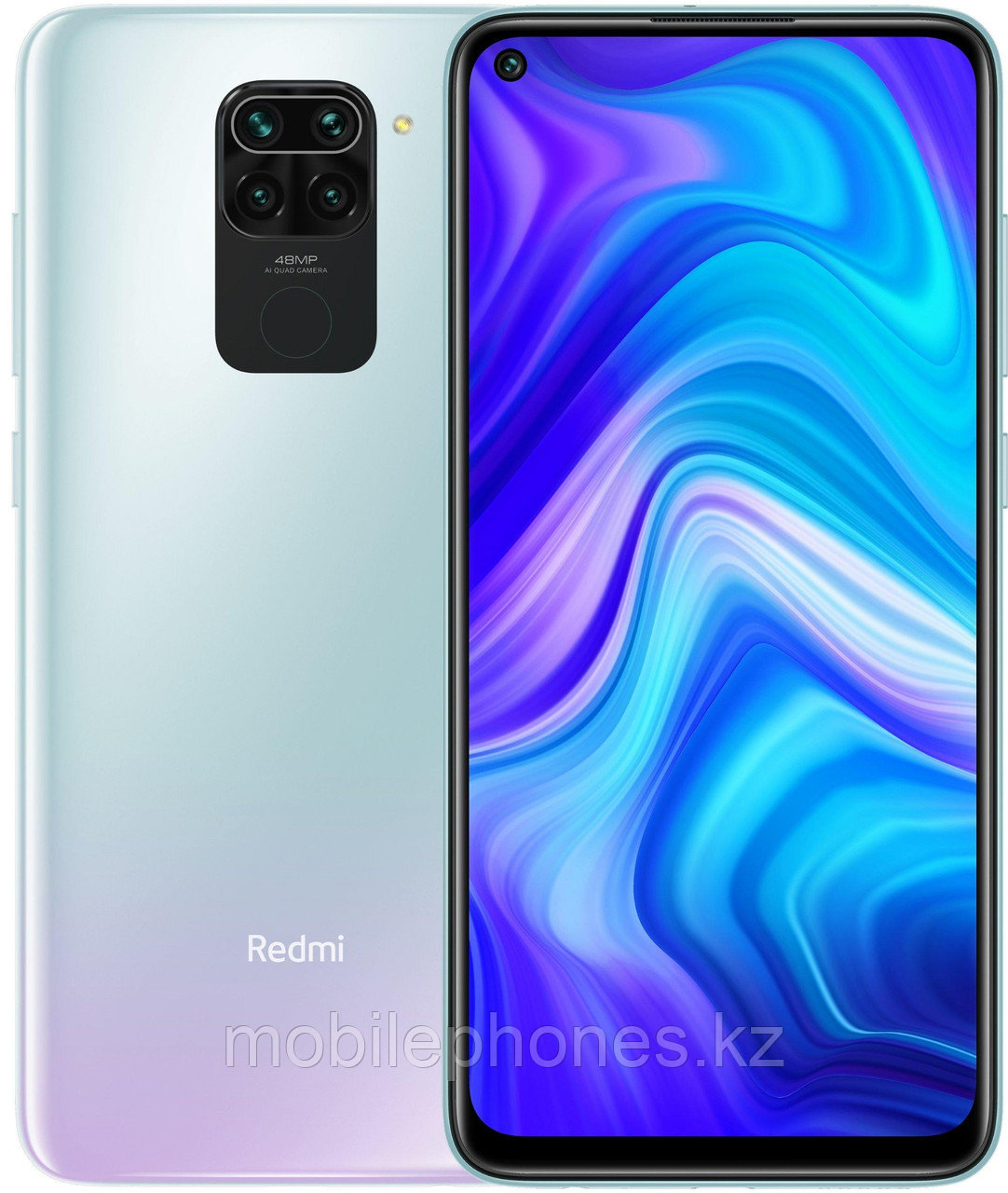 Смартфон Xiaomi Redmi Note 9 128Gb Белый