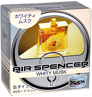 EIKOSHA AIR SPENCER (WHITY MUSK)- Белый мускус A-43