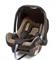 Автокресло Travel XP Brown BabyGo