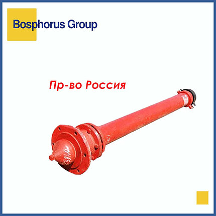 Пожарный гидрант стальной 0,5 м., подземный (Россия), фото 2