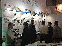 Pulsar Systems на международной выставке AIPS-2013 представила последние новинки IP-камер BEWARD от производителей IP-оборудования Компании Бевард (BEWARD), а также программный комплекс для IP-камер MACROSCOP