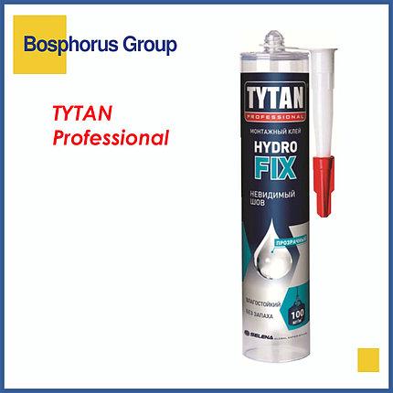 Клей монтажный TYTAN HYDRO FIX бесцветный, фото 2