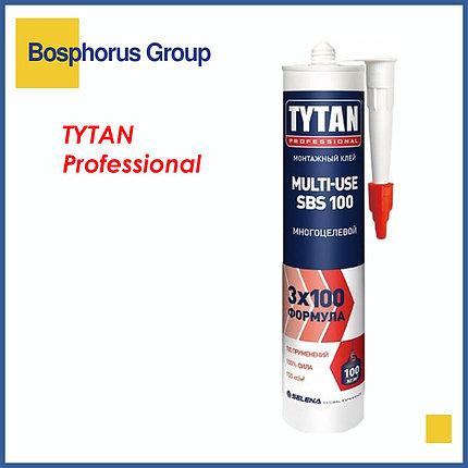 Клей монтажный TYTAN MULTI-USE SBS 901, бежевый, фото 2
