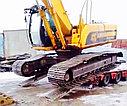 Алюминиевые аппарели до 21 тонны длина 2400 мм., фото 3