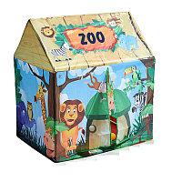 Детская палатка Зоопарк
