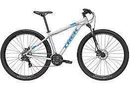 Горный велосипед Trek Marlin 4 Quick Silver