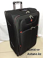 Большой дорожный чемодан на 4-х колесах Swissgear. Высота 76 см, длина 44 см, ширина 31 см., фото 1