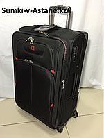 Средний дорожный чемодан на 4-х колесах Swissgear. Высота 70 см, ширина 40 см, глубина 29 см., фото 1
