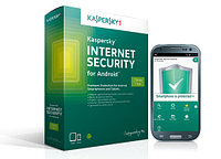 Kaspersky Internet Security for Android 1 Dvc Base