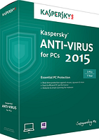 Kaspersky Anti-Virus 2015 2Dt Renewal