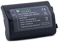 Аккумулятор для Nikon EN-EL4 (PowerPlant) 2600mAh