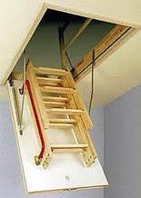 Чердачная лестница FAKRO 70х120х280 SMART  тел.WhatsApp: +7 701 100 08 59