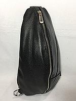 Мужская нагрудная сумка-кобура через плечо.Высота 30 см, ширина 17 см, глубина 5 см.