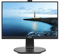 "МОНИТОР 21.5"" PHILIPS 221B7QPJKEB/00 IPS WEB 250КД/М2 5МС 1000:1 VGA HDMI DP USB3.0 ПОВОРОТ"