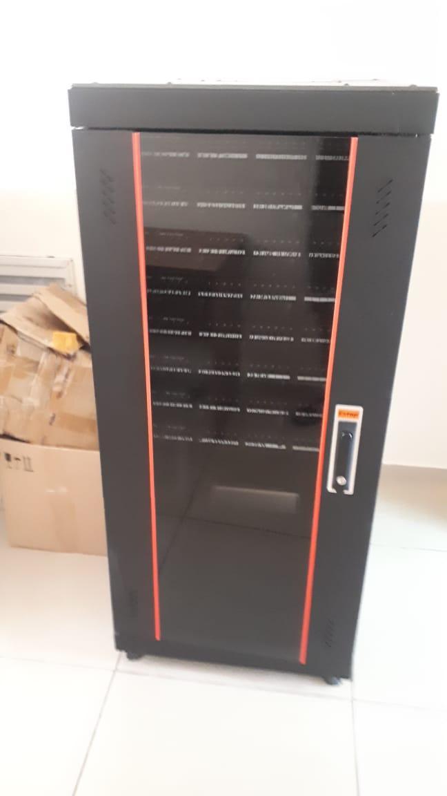 Шкаф серверный 135 мм 82 мм 60 мм U26