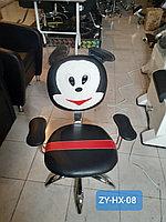 Детское парихмахерское кресло