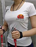 Футболка женская NORDIC WALKING, фото 2