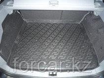 Коврик в багажник Ford Focus II universal (05-) (полимерный) L.Locker