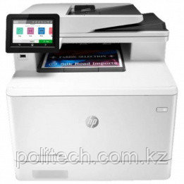 МФП HP Europe Color LaserJet Pro MFP M479dw (W1A77A#B19)