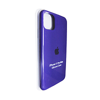 Чехол apple iphone 11 pro max silicone case, фиолетовый