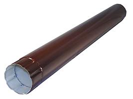 Труба круглая 90 мм,3 м Коричневый