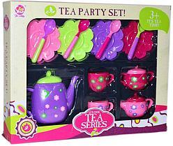 """SK66B """"Tea party set"""" Чайный сервис, 13 предметов, 27*35см"""