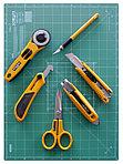 Ножи и расходные материалы