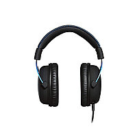 Гарнитура HyperX Cloud Gaming Headset - Blue for PS4 HX-HSCLS-BL/EM