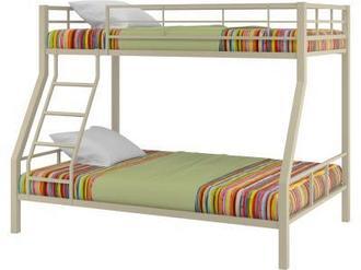Кровать двухъярусная Гранада-1, бежевый