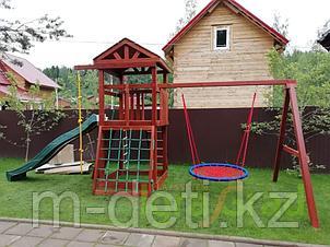 Детские игровые площадки   Панда Фани Nest