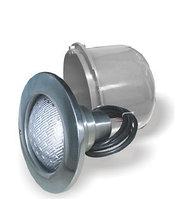 Прожектор встраиваемый ламповый для бассейнов (нерж)