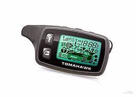 Брелок сигнализации Tomahawk 9010