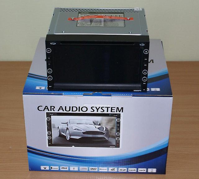 Автомагнитола GB BH-6107 (2DIN)