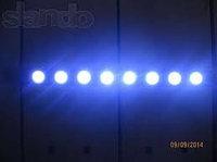 Универсальные дневные ходовые огни LED DC-12V, фото 1